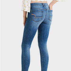 American Eagle Skinny Stretch Jeans Sz 4